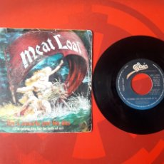 Discos de vinilo: MEAT LOAF - SINGLE VINILO I'M GONNA LOVE HER FOR BOTH OF US. 1981. ESPAÑA. EPIC. EPC A-1580. Lote 201595890