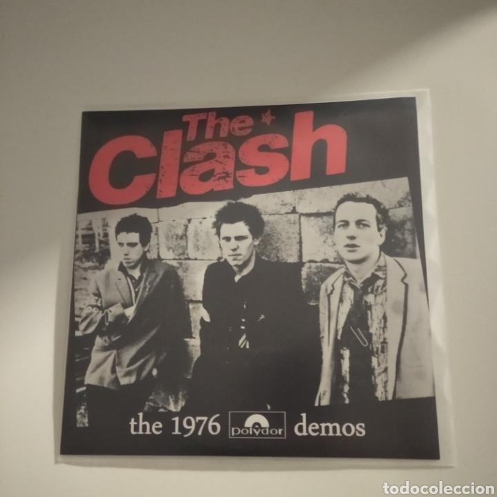 THE CLASH POLYDOR DEMOS EP (Música - Discos - Singles Vinilo - Punk - Hard Core)