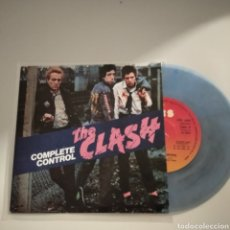 Discos de vinilo: THE CLASH COMPLETE CONTROL SG. Lote 201599371