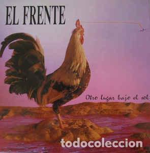 EL FRENTE - OTRO LUGAR BAJO EL SOL (Música - Discos - LP Vinilo - Grupos Españoles de los 90 a la actualidad)