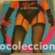 Discos de vinilo: CURVA PELIGROSA - MAGNOS PROBLEMAS . Lote 201609806