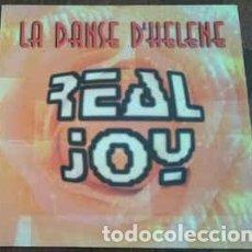 Discos de vinilo: REAL JOY - LA DANSE D'HÉLÈNE . Lote 201657375