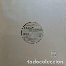 Discos de vinilo: NICK BEAT - TECHNODISCO (REMIX). Lote 201659878