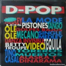 Disques de vinyle: D-POP //2LPS //1992 //(VG VG). LP. Lote 201660923