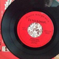 Discos de vinilo: ** MARIA OSTIZ - N' VEIRIÑA DO MAR + 3 - EP AÑO 1971. Lote 201662951