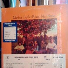 Discos de vinilo: MOTHER EARTH -BRING ME HOME -. Lote 201667691
