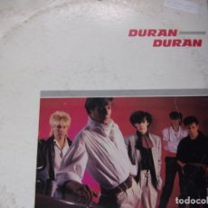 Discos de vinilo: DURAN DURAN - PLANET EARTH, GIRLS ON FILM, IS THERE ANYONE OUT THERE, CARELESS MEMORIES Y OTROS. Lote 201688770