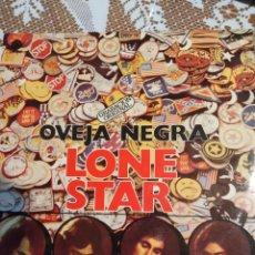 Discos de vinilo: LONE STAR. OVEJA NEGRA.. Lote 201705097