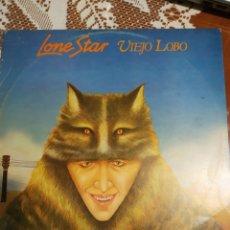 Discos de vinilo: LONE STAR. VIEJO LOBO.. Lote 201705348