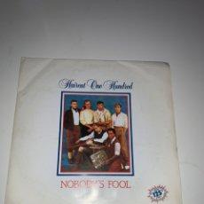 Discos de vinilo: HAIRCUT ONE HUNDRED - NOBODY'S FOOL. Lote 201705582