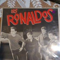 Discos de vinilo: LOS RONALDOS. ANA Y CHONI. Lote 201705917