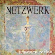 Discos de vinilo: NETZWERK - PASSION - 12 SINGLE - AÑO 1994. Lote 254311285