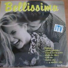 Discos de vinilo: DOBLE DISCO BELLISIMA ANUNCIADO EN TV SANDRO GIACOBBE DRUPI GIANNI BELLA. Lote 201724716