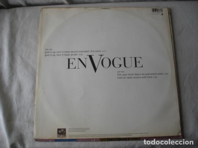 Discos de vinilo: En Vogue Give It Up, Turn It Loose - Foto 2 - 201744667