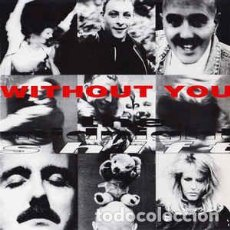 Discos de vinilo: THE MIDNIGHT SHIFT - WITHOUT YOU. Lote 201748855