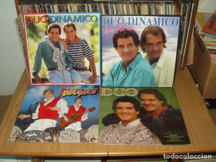 LOTE 7 LP'S DUO DINAMICO Y RELAMPAGOS (Música - Discos - LP Vinilo - Grupos Españoles 50 y 60)