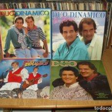 Discos de vinilo: LOTE 7 LP'S DUO DINAMICO Y RELAMPAGOS. Lote 201749947