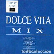 Discos de vinilo: VARIOUS - DOLCE VITA MIX. Lote 201753185