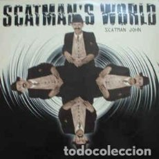 Discos de vinilo: SCATMAN JOHN - SCATMAN'S WORLD . Lote 201755173
