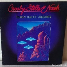 Disques de vinyle: CROSBY, STILLS & NASH - DAYLIGHT AGAIN ATLANTIC - 1982. Lote 201762817