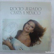 Discos de vinilo: ROCIO JURADO CANTA A MEXICO - RCA RECORDS - 1979. Lote 201765002