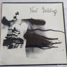 Discos de vinilo: NEW BUILDINGS MAXI SINGLE LE DENIER HOMME / HUMO / LONGUES AVENUES 1983. Lote 201769111