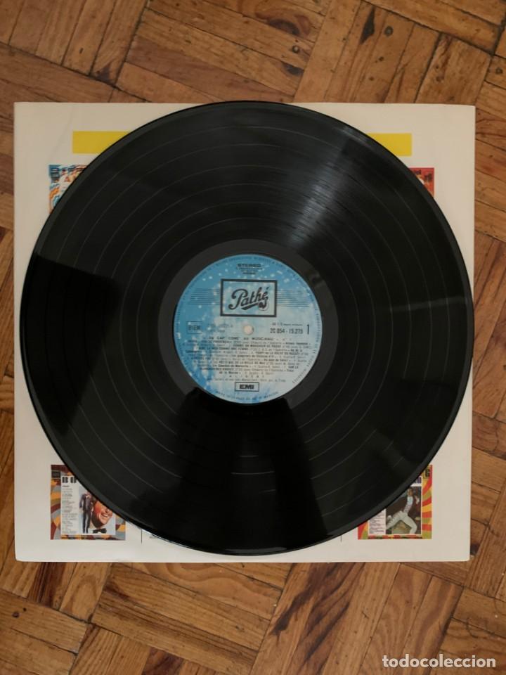 Discos de vinilo: Alibert Chante Sello: Pathé – 2C 054 - 15.275 Serie: Du Caf Conc Au Music Hall – N° 1 + - Foto 3 - 201769163