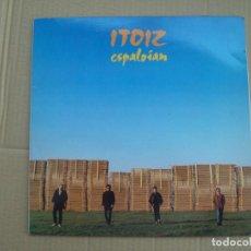 Discos de vinil: ITOIZ, ESPALOIAN. LP EDICION ESPAÑOLA 1985 ELKAR. Lote 201777170