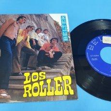 Discos de vinilo: DISCO DE VINILO SINGLE LOS ROLLER UNA CHICA QUE NO CONVIENE. BELTER. 1969. Lote 201783232