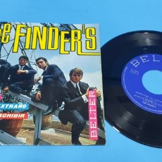 Discos de vinilo: DISCO DE VINILO SINGLE THE FINDER'S . QUIERO VIVIR. BELTER. 1965. Lote 201801388