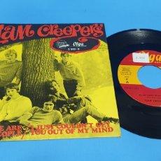 Discos de vinilo: DISCO DE VINILO SINGLE SLAM CREEPERS. WE ARE. PROMOCIONAL . 1969. Lote 201804423