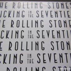 Discos de vinilo: ROLILING STONES - SUCKING IN THE SEVENTIES EMI-ODEON 1981. Lote 201808120
