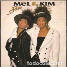 Discos de vinilo: MEL & KIM - F.L.M.. Lote 201815561