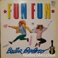 Discos de vinilo: FUN FUN - BAILA BOLERO . Lote 201815671