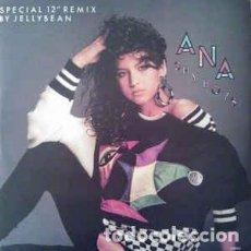Discos de vinilo: ANA - SHY BOYS . Lote 201815850