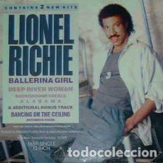 Discos de vinilo: LIONEL RICHIE - BALLERINA GIRL . Lote 201816058
