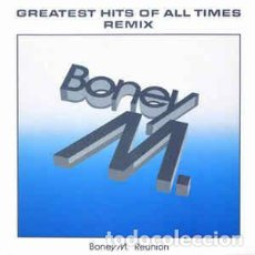 Discos de vinilo: BONEY M. REUNION '88* - GREATEST HITS OF ALL TIMES - REMIX '88 . Lote 201816147