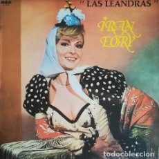 Discos de vinilo: IRAN EORY - LAS LEANDRAS - LP VINILO 1982 #. Lote 201824850
