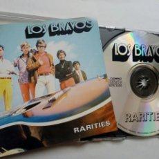 Discos de vinilo: CD: LOS BRAVOS - RARITIES - COMPACT DISC EDICIÓN ALEMANA - NO ES UN LP, ES UN CD -. Lote 201841803