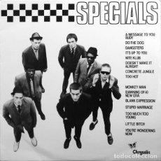 Discos de vinilo: LP SPECIALS - ORIGINAL SPAIN 1980. Lote 201851821
