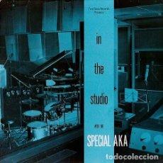 Discos de vinilo: LP IN THE STUDIO - PROMO - SPECIAL AKA - ORIGINAL U.K.. 19894. Lote 201857722