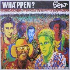 Discos de vinilo: LP WHA'PPEN? - THE BEAT - ORIGINAL SPAIN 1981. Lote 201859738