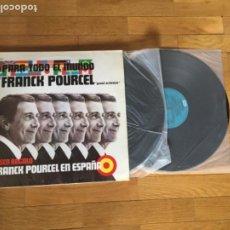 Discos de vinilo: FRANCK POURCEL GRAND ORCHESTRE. Lote 201864688