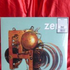 Discos de vinilo: ZEM - ZEM - LP VINILO . PROGRESIVO ESPAÑOL . BANDA FORMADA POR MIEMBROS DE ILEGALES . PRECINTADO. Lote 201894242