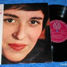 Discos de vinilo: MARIE-CLAIRE PICHAUD FRANCIA LP 10 PULGADAS 1960S CHANSON CANCION POP RELIGIOSA EXCELENTE ESTADO !!. Lote 201897746