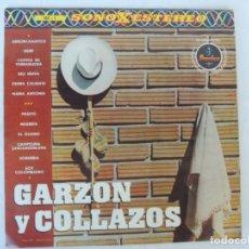 Discos de vinilo: ROLANDO OJEDA - GARZON Y COLLAZOS - SONOLUX - 70'S. Lote 201904242