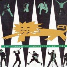 Discos de vinilo: LP -EL LEÓN - LOS FABULOSOS CADILLACS - ORIGINAL SPAIN 1992. Lote 201927362