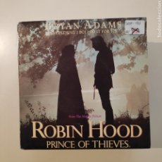 Dischi in vinile: NT BRYAN ADAMS (EVERYTHING I DO) I DO IT FOR YOU ROBIN HOOD. Lote 201931403