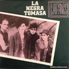 Disques de vinyle: ESPECIAL COLECCIONISTAS- MAXI 4 TRACK -LA NEGRA TOMASA - CAIFANES -ORIGINAL SPAIN 1990 - ROCK LATINO. Lote 212668567