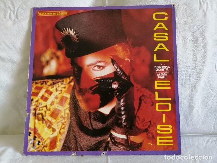 CASAL ELOISE MAXI 1987, VER DETALLES DEL ESTADO EN FOTOS E INFORMACIÓN ANEXA (Música - Discos de Vinilo - Maxi Singles - Solistas Españoles de los 70 a la actualidad)